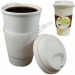 Eco-Cup, Single-Wall Porcelain Mug
