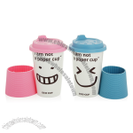 Eco Cup With Silicone Cover