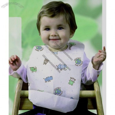 Eco-Friendly Disposable Baby Bib