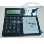 Eco-Memo Board with Calculator
