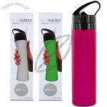 Eco Squee Silicone Water Bottle