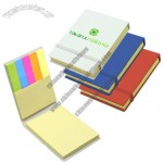 Eco-Stick Notebook with Elastic Strap