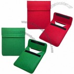 Eco-friendly FELT Pouch for iPad with Protective Cover
