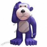 Eco-friendly Inflatable Gorilla Animal Toy