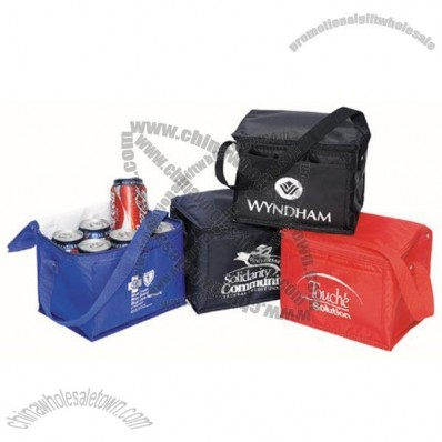 Economy Cooler Bag 6-pack