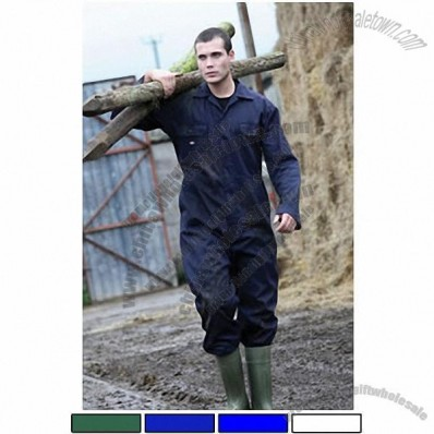 Economy Stud Front Coverall