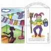 Educational Playing Cards -Laundry