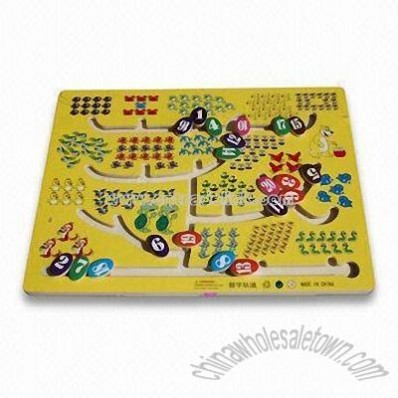 Educational Puzzle Promotional Toy