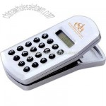 Eight Digit Magnetic Clip Calculator