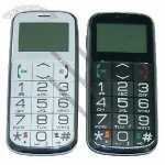 Elderly Cell Phone with Torch, FM Radio & Sos Button