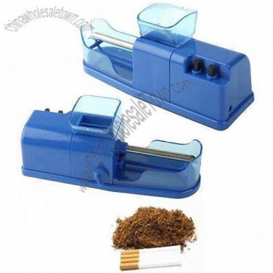 Electric Cigarette Roller Rolling injector machine Automatic DIY Tobacco Maker
