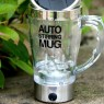 Electric Milkshake Automatic Mixing Mug
