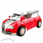 Electric Powered Children Ride on RC Car