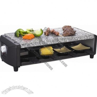 Electric Raclette BBQ Grill