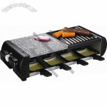 Electric Raclette Barbecue Grill