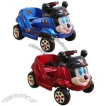 Electric Ride-on Car, Micky Mouse Head