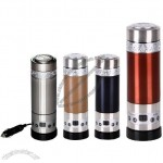 Electric Stainless Steel Car Heating Mug