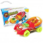 Electric Vehicle Toy with Light and Music