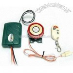 Electric bike Anti-theft Alarm System