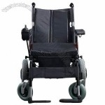 Electric wheelchair, 36V voltage, 180W power