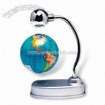 Electro-manetic Floating Globe with Suspension Technology