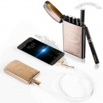 Electronic Cigarette & Power Bank Combo