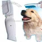 Electronic Flea Killer Zapper Comb Brush f Cat Pet Dog