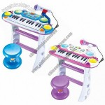 Electronic Keyboards With Music Instruments