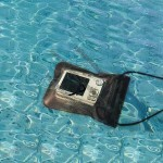 Electronic Media Waterproof Pouch