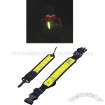 Electronic Warning Reflective Safety Belt