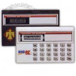 Electronic mini pocket calculator