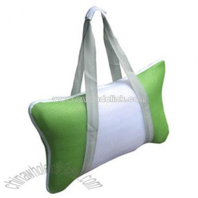 Elegant Bag for Wii Fit Balance Board Blue and Green