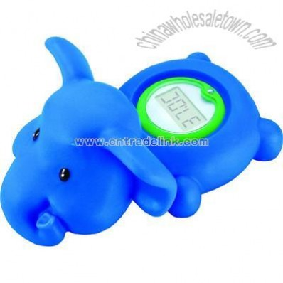 Elephant Bath Thermometer for Baby