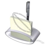 Ellipsoidal Memo Holder and Pen Holder