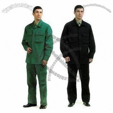 Engineering Work Clothes/Uniform with Good-quality and High-grade Fabric