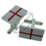 England National Flag Cufflinks