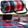England Plaid Large Picnic Mat