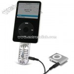 Enhanced Stereo Mic for iPod Video/Nano with Mono Speaker
