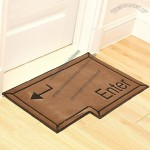 Enter Door Mat