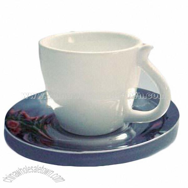 Espresso Cup and Saucer Set, Cup And Saucer, China Wholesale Town ...