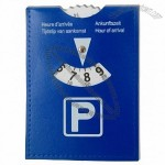 Euro Car Plastic Parking Disc