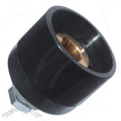 Euro Welding Cable Connector Socket