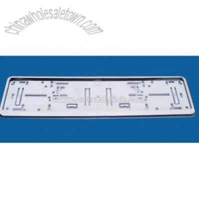 Europe License Plate Frame