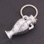 European Football Championship Cup Key chain