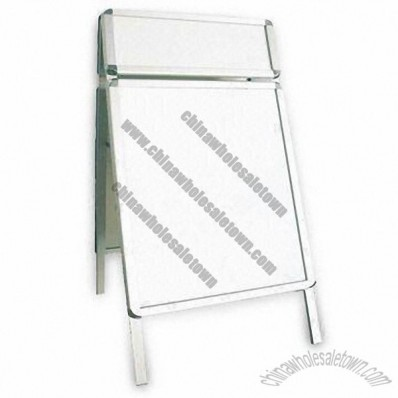 European Style Whiteboard with Snap Frame