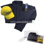 Event Kit with FJ Jacket, Hat, Golf Balls