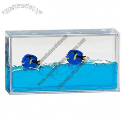 Ever float Paperweight - Blue Tang