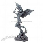 Evil Angel Figurine