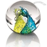Evolution by Waterford Crystal Cosmic Waters Paperweight 3