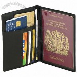 Executive Leather Passport Holder